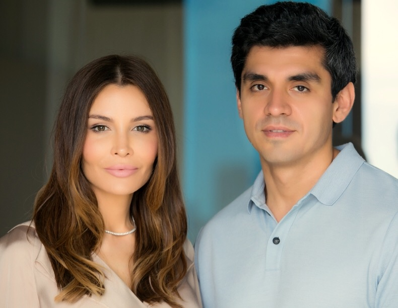 Producers Lola Tillyaeva-Karimova and Timur Tillyaev - copie