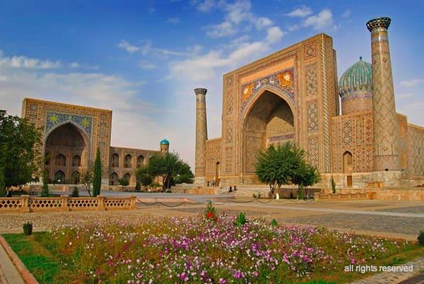 samarkand uzbek culture